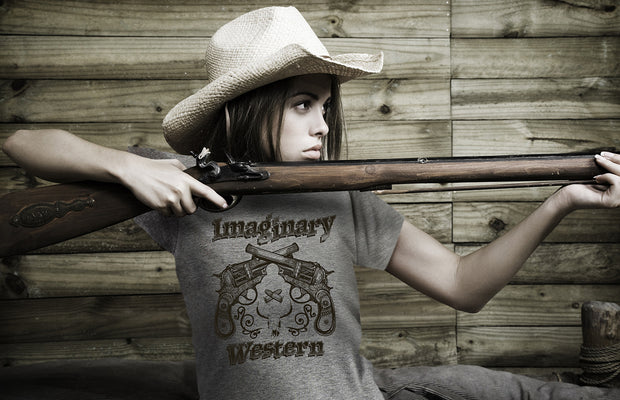 Imaginary Western (Cowgirl)