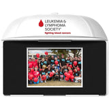 Leukemia & Lymphoma Society - 3D license plate frame