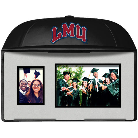 Loyola Marymount University - 3D license plate frame