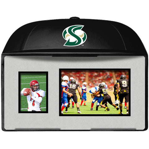 Sacramento State University - 3D license plate frame
