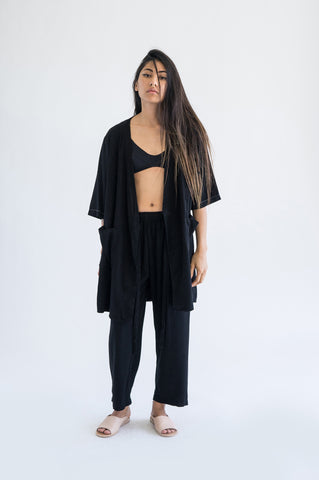 TWO OF SWORDS 2 PIECE SET_BLACK