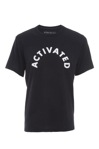 ACTIVATED TEE - THE NUMINOUS x KETHER