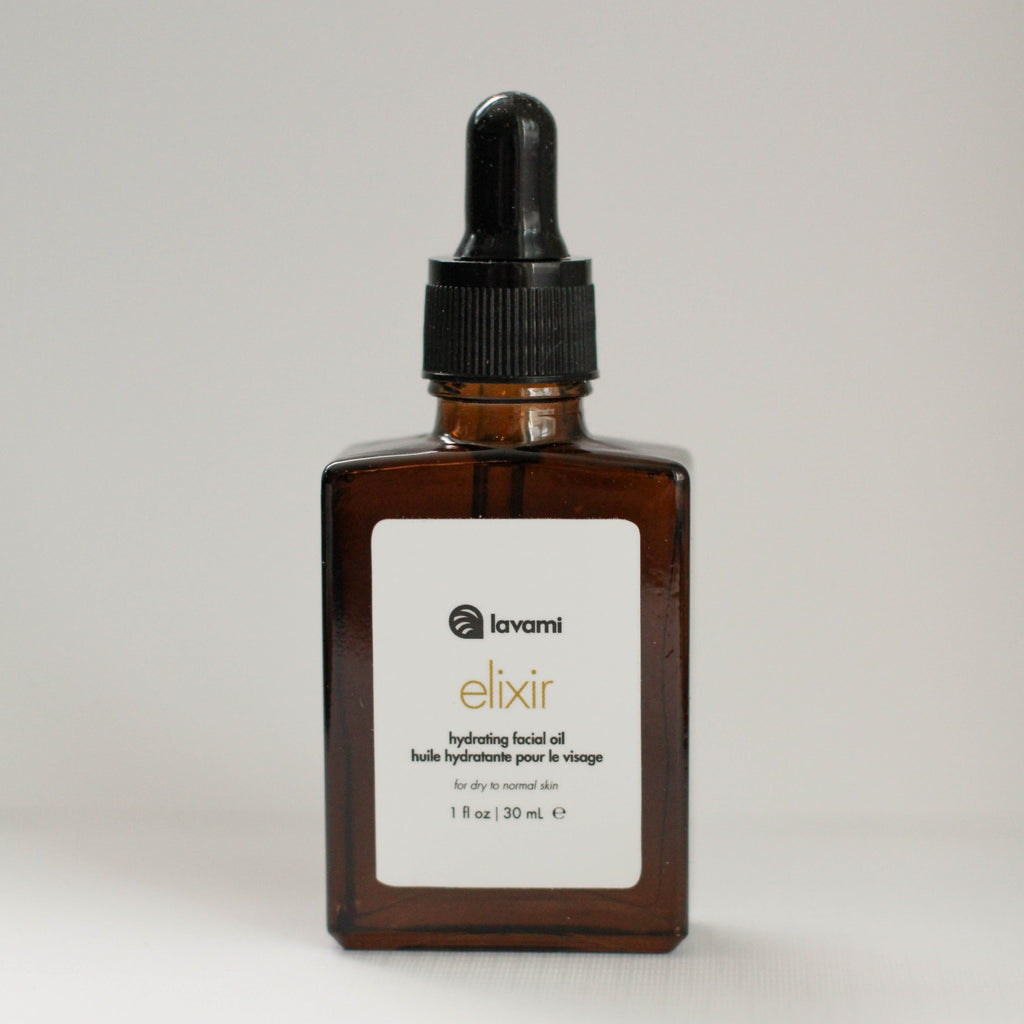 Elixir - Face oil made for dry and aging skin - Lavami