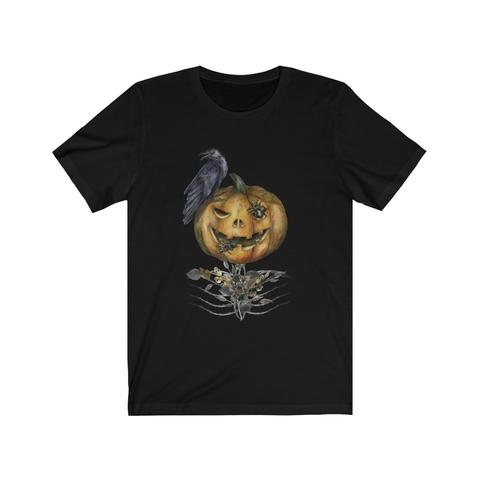 NEW for Halloween! Scary Jack-O-Lantern t-shirt