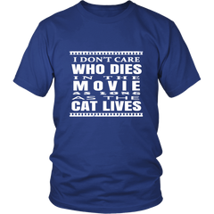 Cat Lives Movie Shirt