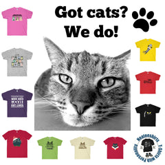 Neateeshirts cat t-shirts