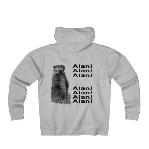 [custom_t-shirts] - [custom-t-shirt] - Alan Alan Alan Heavyweight Hoodie neatees