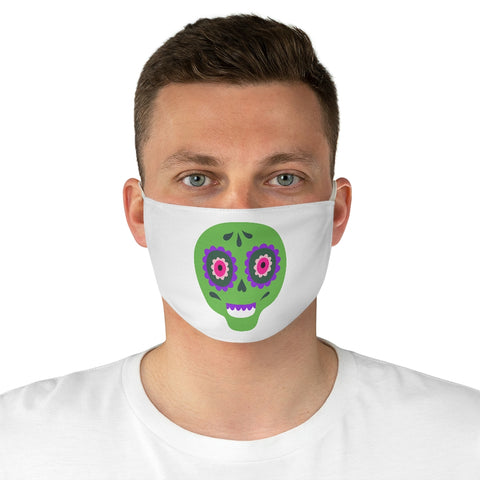 [custom_t-shirts] - [custom-t-shirt] - Calaveras Fabric Face Mask neatees