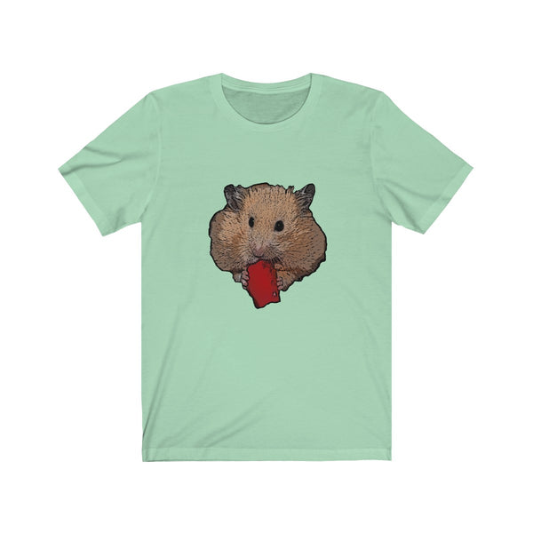 Ugly Hamster Cute Hamster T-Shirt for Men and Women