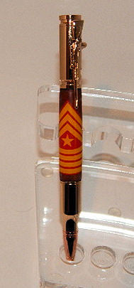 Bolt Action, Insignia USMC