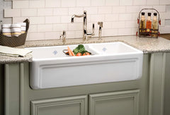 Fireclay-Kitchen-Sink
