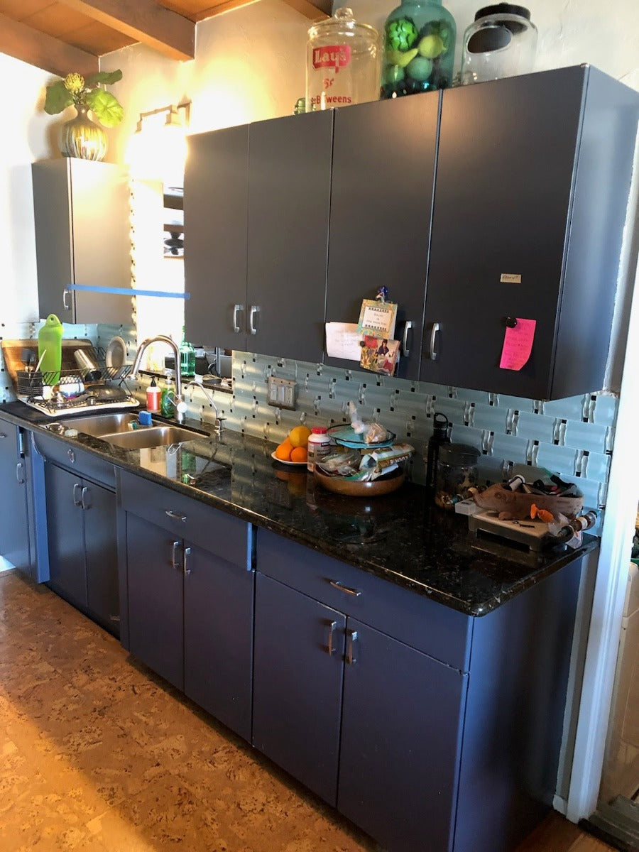 Vintage Steel Youngstown Kitchen Cabinets - ReFind Kitchens