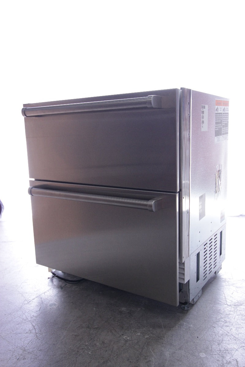 "Sub-Zero 30"" Double Drawer Refrigerator/Freezer - ID 30C"
