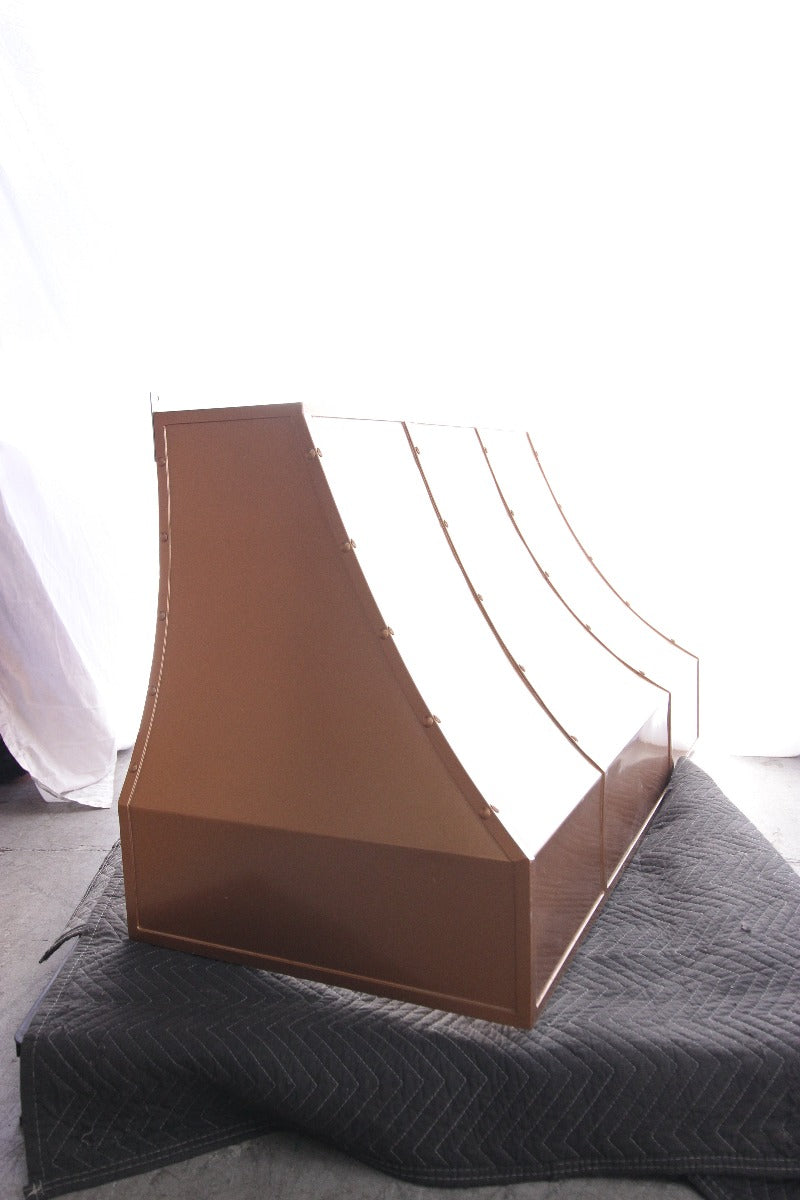 "Vent-A-Hood 54"" Copper Finish Hood"