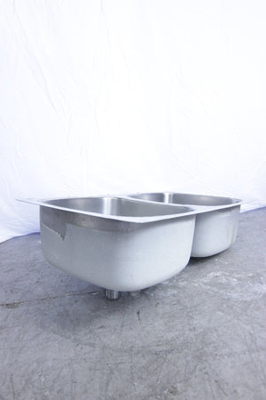 "Kindred 30"" Double Bowl Sink"