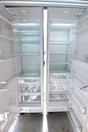 "Sub-Zero 24"" Column Panel Ready Refrigerator"