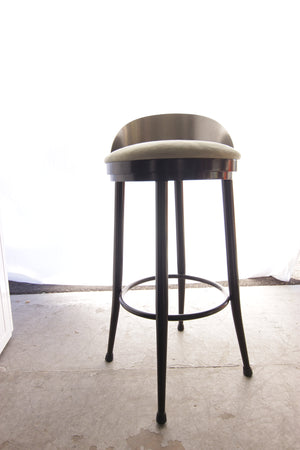 Art Deco Swivel Stool