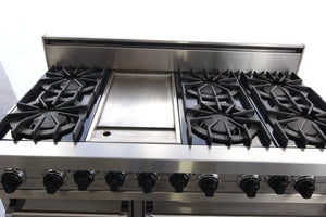 "Viking 48"" Dual Fuel Range"