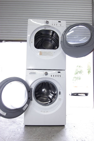 "Frigidaire 27"" Stackable Washer & Dryer"