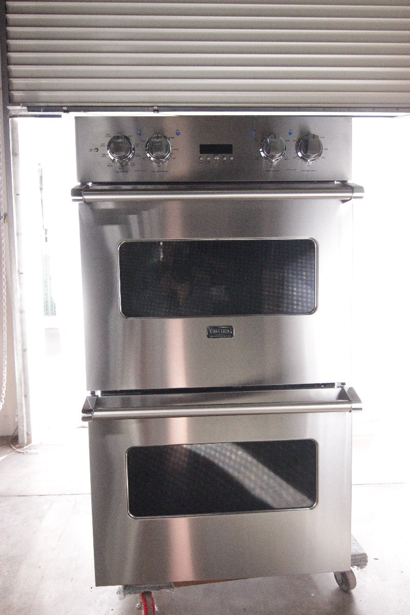 "Viking 30"" Electric Double Oven"