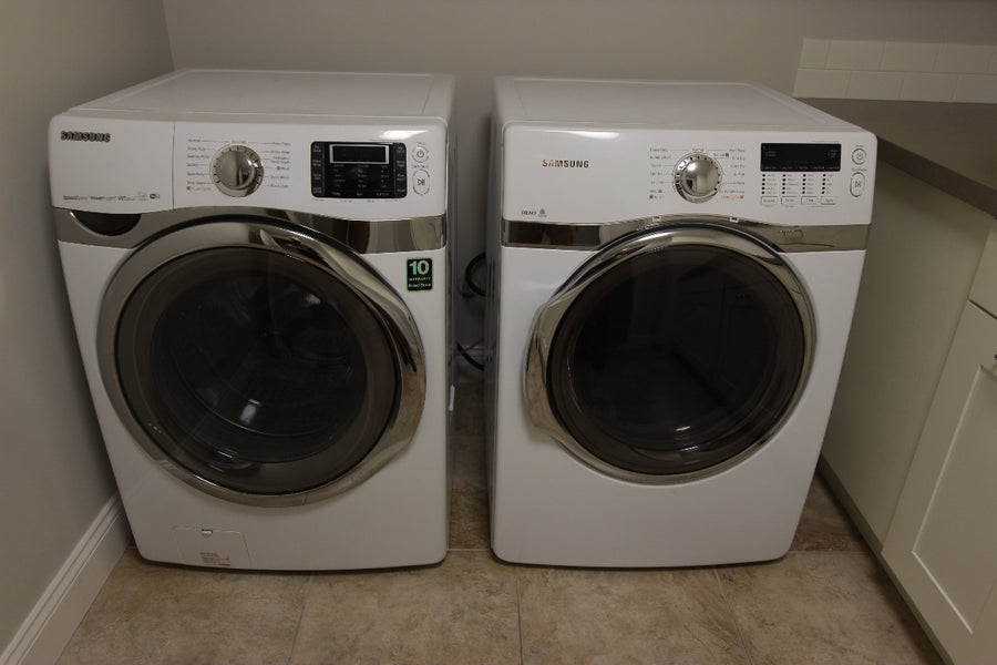 "Samsung 27"" Stackable Front Load Washer"