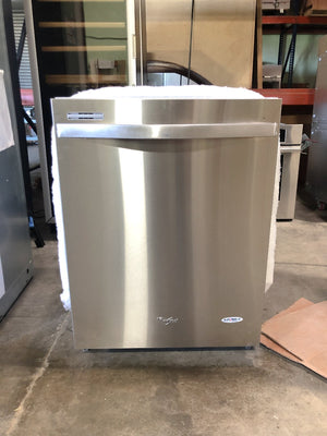 "Whirlpool 24"" Integrated Dishwasher"