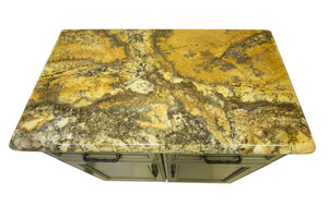 Baricatto granite top