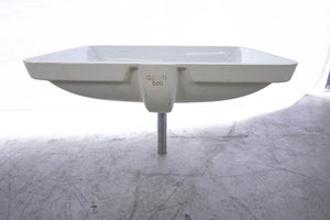 Laufen Pro 645 Fireclay Undermount Bathroom Sink