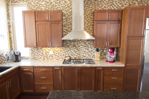 Sangria Shaker Kitchen Cabinetry