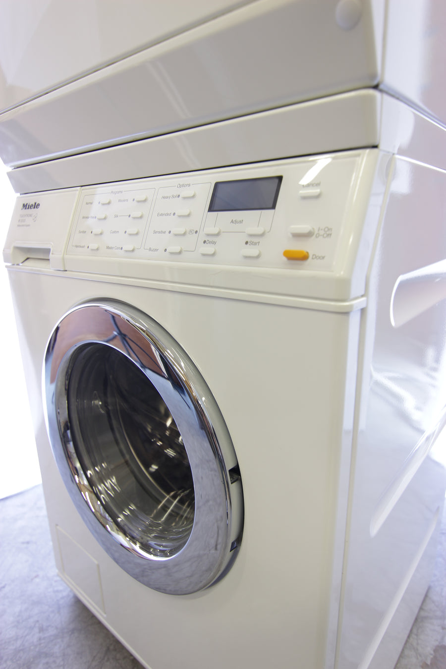 Miele T8003 and W3033 Washer and Dryer