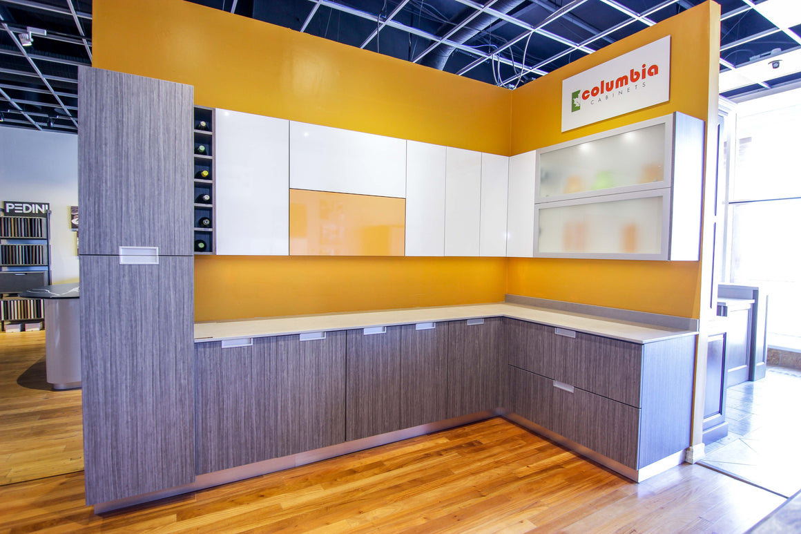Columbia Modern Kitchen Cabinets