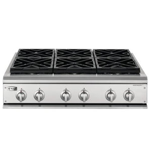 "GE Monogram 36"" Professional Gas Cooktop"