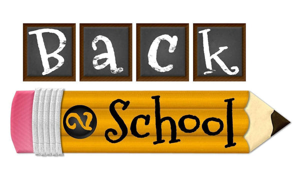 Back to School Sale---Yes, it's that time!