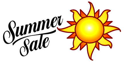 Sizzlin' Hot Summer Blowout Sale