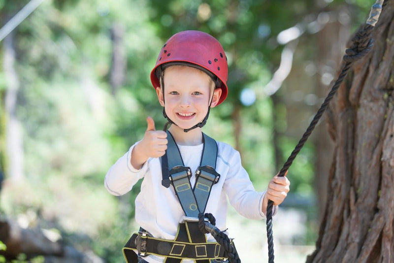 The 411 on the Zip Lining Experience, Safety, and Braking Systems.
