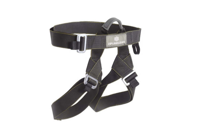 Adult Zipline Harness Kit - Zip Line Stop
