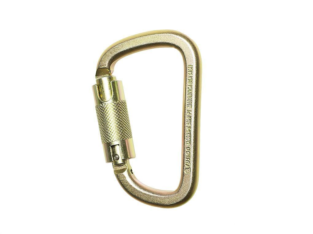 Carabiner Steel D Quick Lock