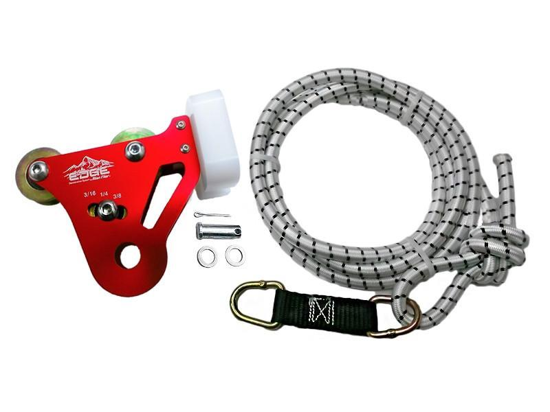 Edge Series Stop Block Braking System - Zip Line Stop