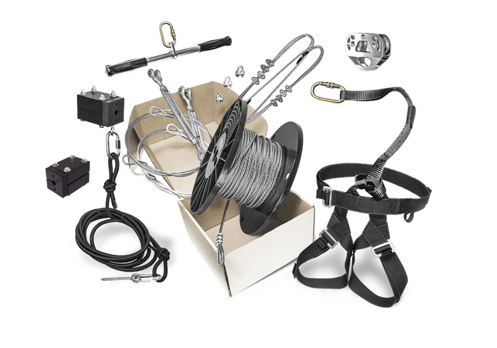 Rogue Series Zip Line Kit