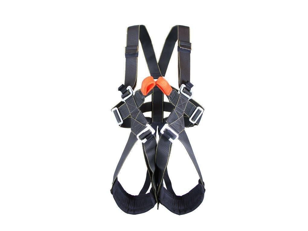 SLEADD Fortis Full Body Harness - Zip Line Stop