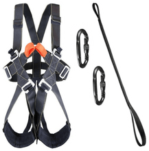 Load image into Gallery viewer, SLEADD Fortis Full Body Harness - Zip Line Stop