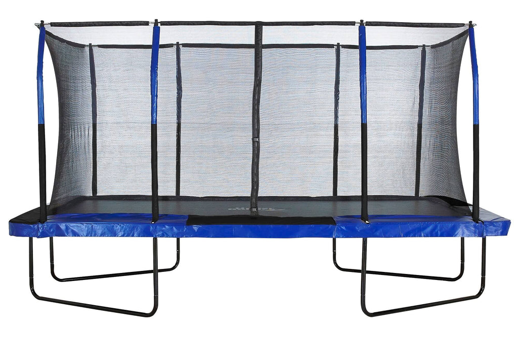 Upper Bounce Rectangular Trampoline - Zip Line Stop