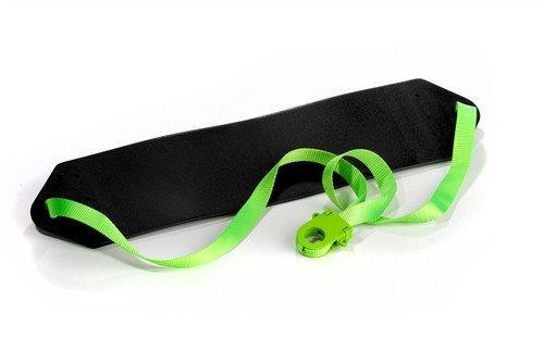 X3 Flexi Seat with Webbing - Zip Line Stop