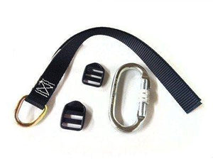 Xtreme Zipline Harness Adapter - Zip Line Stop