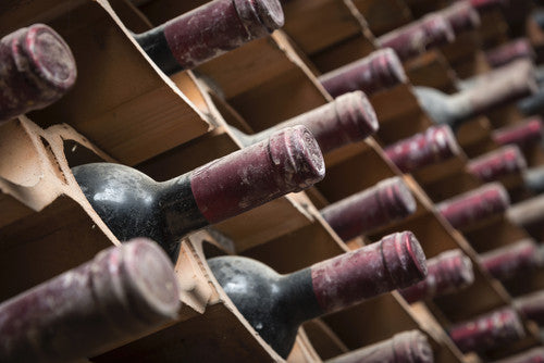 How and Why Wine Ages