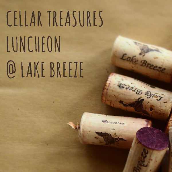 Cellar Treasures Luncheon