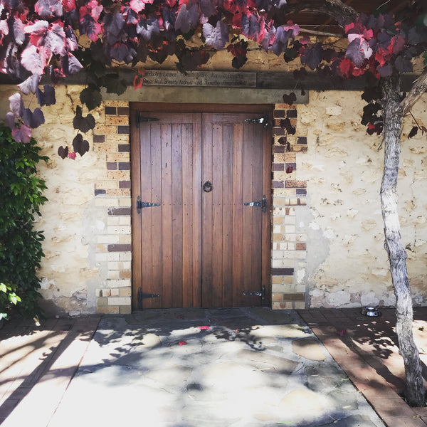cellar door temporarily closed