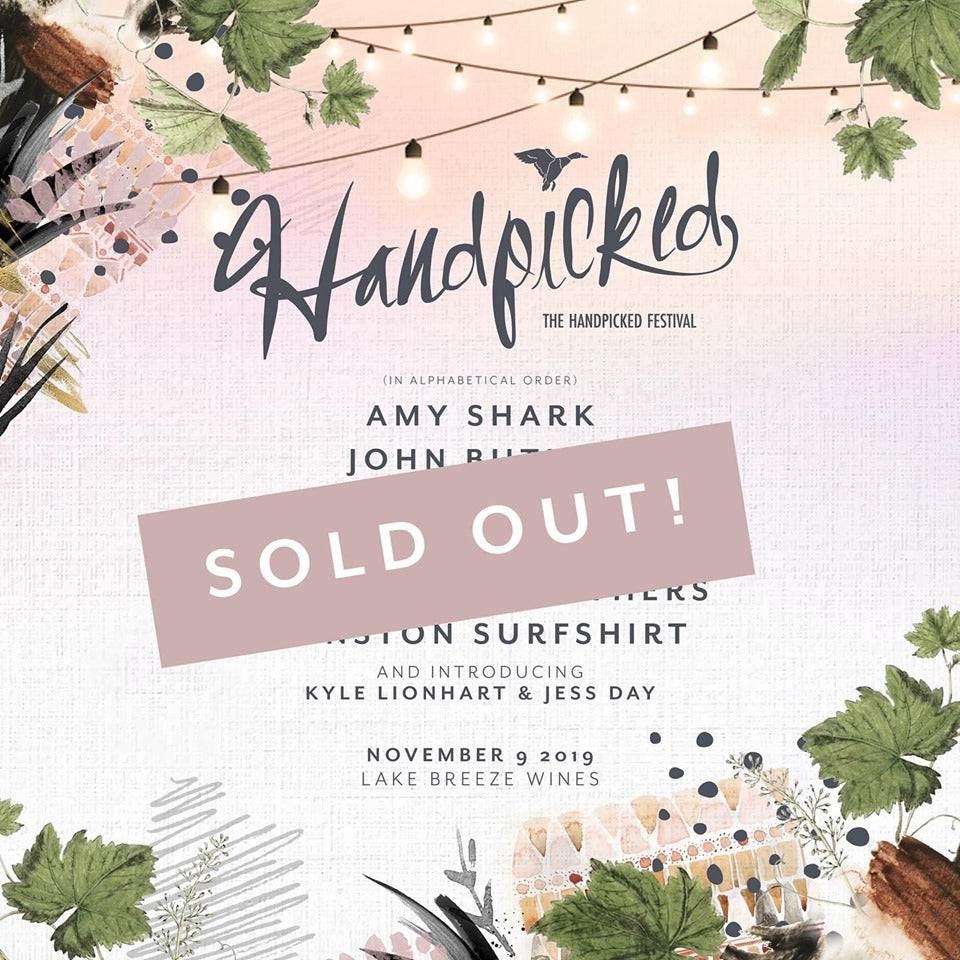 handpicked festival sold out!