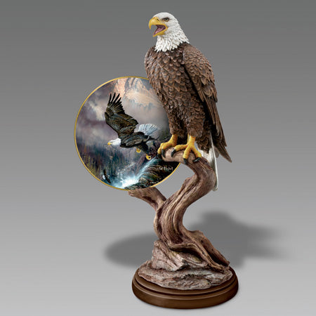 (DM) SCULPTURE - Ted Blaylock's REGAL GUARDIAN MASTERPIECE 0111972001-T