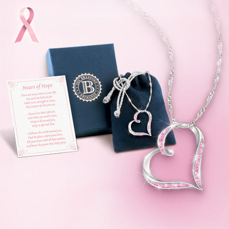 (RJH) HEART OF HOPE NECKLACE 0113098001-T